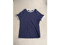 Topman t size xl as new condition