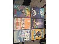 Lee Evans collection dvds