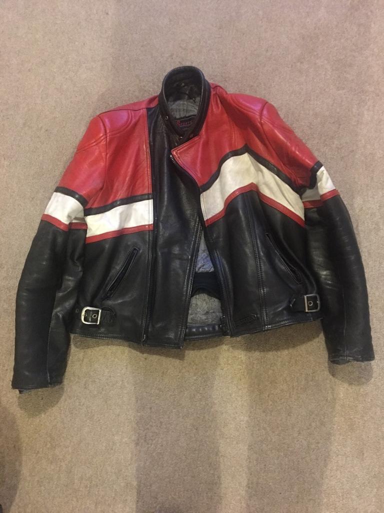 Sportex bikers leather jacket