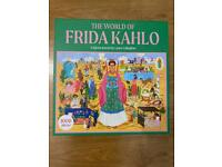 Jigsaw puzzle - World of Frida Khalo - 1000 pieces