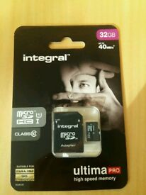 Integral micro card 32GB