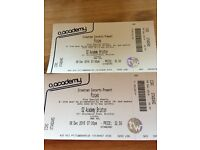The Pixies x 2 tickets Brixton Academy 6th December 2016 free postage