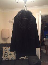 Winter dress jacket size 16