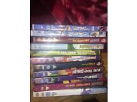 £8 for all! Scooby Doo/Smurfs DVDS POSTAGE IS FREE