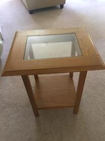 Laura Ashley side table