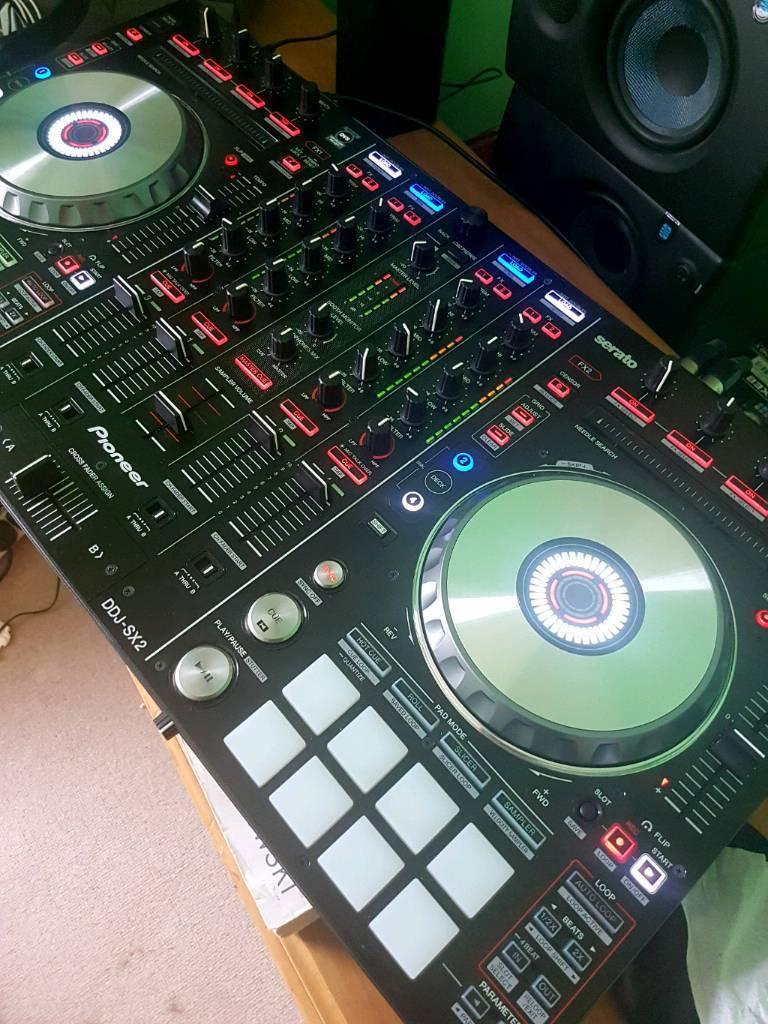 Pro Dj Music Setup Pioneer Serato Presonus Cdj Mixer In London
