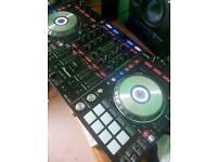PRO DJ MUSIC SETUP PIONEER SERATO PRESONUS CDJ MIXER