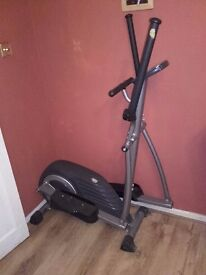 Multi Gym is an ideal workout station for any fitness enthusiast. Plus the ELLIPTICAL CROSS TRAINER