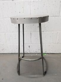NEW Heavy Industrial Style Barstools RRP £99