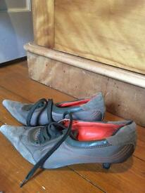 Vintage Fornarina Ladies Shoes Size 5.5