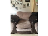 Large comfy living room chair