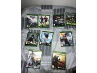 Xbox games 5 pound for one