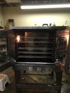 Garland propane convection oven
