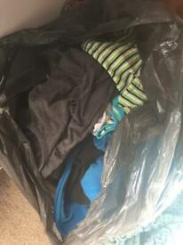 Boys clothes 3x bags