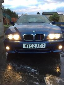 2002 E39 BMW 525i M SPORT
