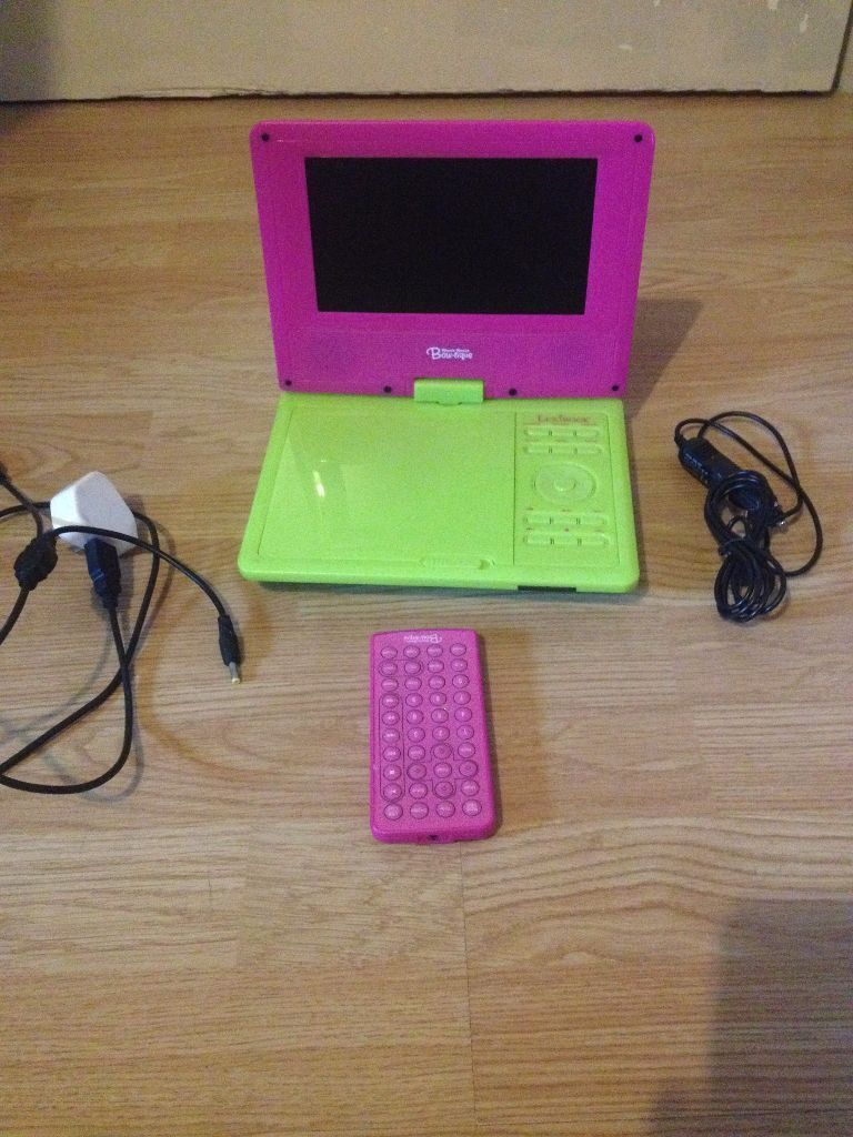 Lexibook Minnie Mouse Portable Dvd Player In Wandsworth