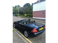 Mercedes SLK 230 Kompressor convertible hard top very good condition