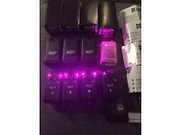 DELKIM TXi Purple 3+1 set Bite alarms