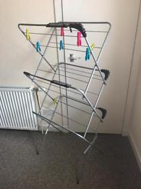 Tier Indoor Clothes Airer / Clothes Drying Rack