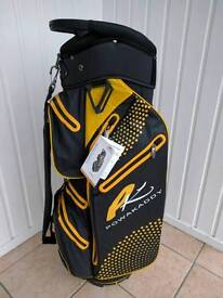 BRAND NEW POWAKADDY DRI EDITION CART BAG