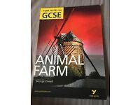 York notes Animal Farm