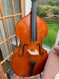 Andreas Zeller Double Bass - 3/4 size