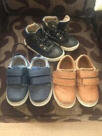 Bundle boys shoes size 8 Next