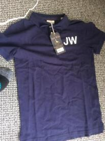 Original Jack Wills Polo shirt size is extra small
