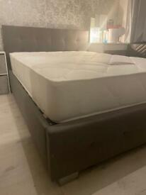 Laggan Upholstered Ottomman Bed