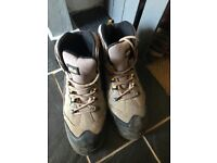 Site Work Boots Size 10