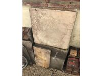 4 grey slabs for sale 600x600mm £10