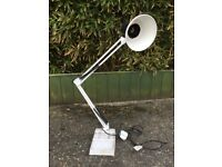 VINTAGE ANGLEPOISE DESK TABLE LAMP FOR SALE PAT TESTED