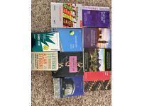 10 law books VGC