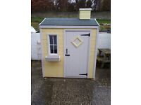 Childrens playhouse for sale 4ft ×5ft £300 ONO