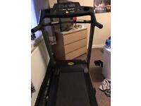 Power trek treadmill
