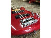 Jackson 5 String Bass On sale £199