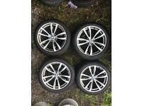 """20"""" Genuine BMW X6 Alloy wheels. 20 inch"""