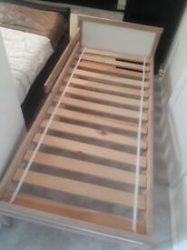 Children single bed frame IKEA