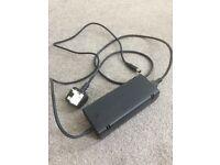Xbox 360 AC adapter/power supply brick and UK plug