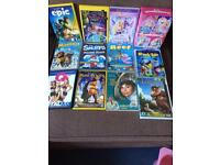 Adults and children dvd's