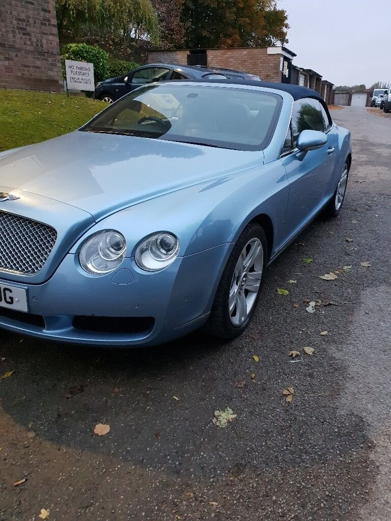 Bentley continental gtc Finance repossession  | in Middleton, Manchester |  Gumtree