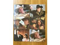 Brokeback Mountain 2006 BAFTA table mats