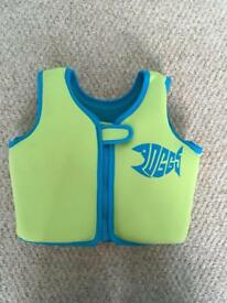 Swim jacket
