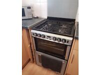 Gas Cooker/Oven/Grill Combo