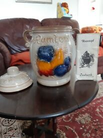 Vintage Rumpot