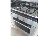 Hob and oven for sale and free fridge freezer