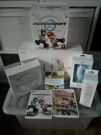 Wii bundle and other items