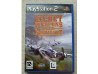 PS2 - Secret Weapons Over Normandy