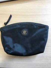Women's Black DKNY Clutch/ Makeup Bag
