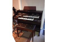 TECHNICS EA-3 Organ with matching stool, v.g.c all works perfect,£100 ono
